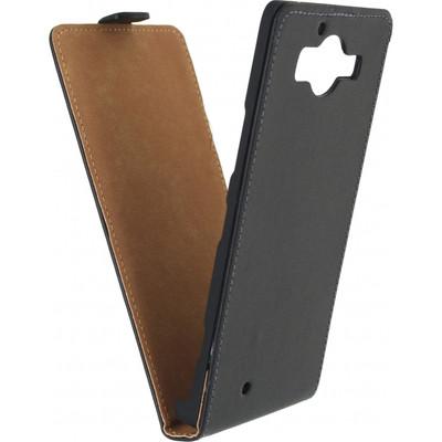 Mobilize Classic Flip Case Microsoft Lumia 950 Zwart
