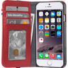 Decoded Leather Wallet Apple iPhone 6/6s/7 Rood