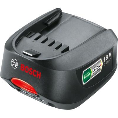 Image of Bosch 1600Z0003U Gereedschapsaccu 18 V 2 Ah Li-ion