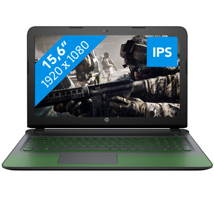 HP Pavilion Gaming 15-ak040nd