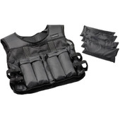Tunturi Adjustable Weighted Vest 15 kg