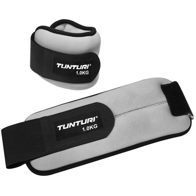 Image of Tunturi Wrist/Ankle Weights 2x 1 kg