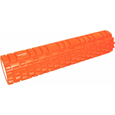 Image of Tunturi Yoga Foam Grid Roller 61 cm Orange