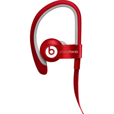 Image of Beats Powerbeats 2 In Ear Red