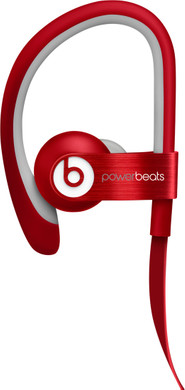 Beats Powerbeats 2 In-Ear Rood