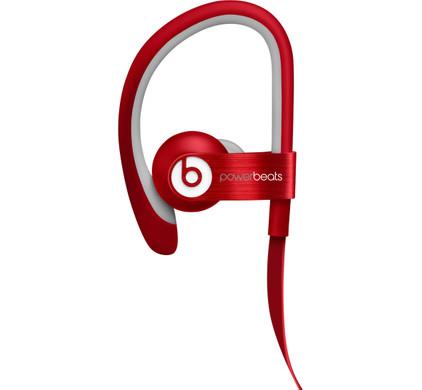 Beats Powerbeats 2 In-Ear Rood