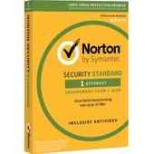 Norton Security Standard 3.0 1 jaar abonnement / 1 apparaat