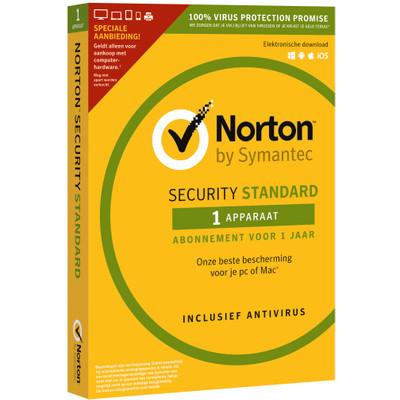 Norton Security Standard 3.0 Attach-versie