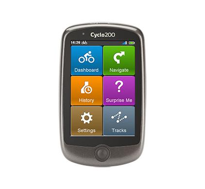 Mio Cyclo 200 WEU - OHimP