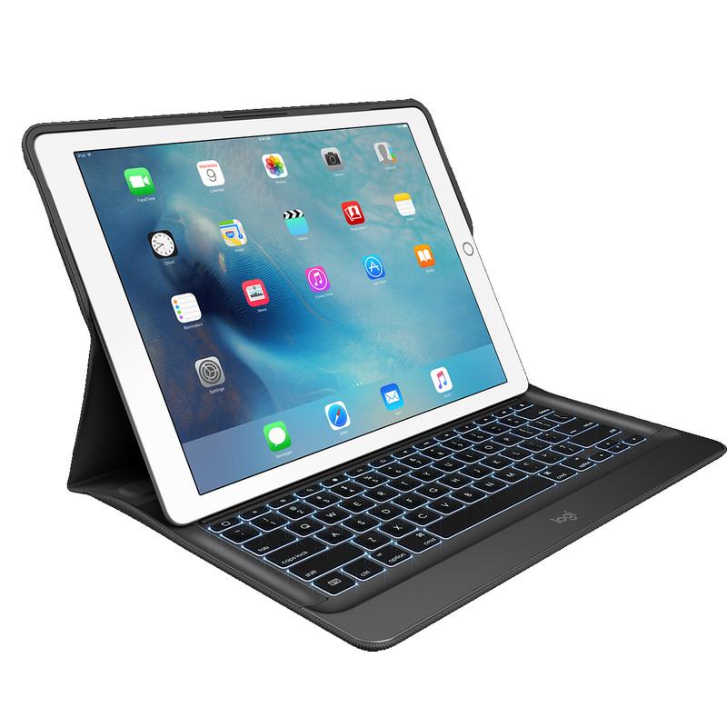 Logitech Create Keyboard Case Ipad Pro Qwerty