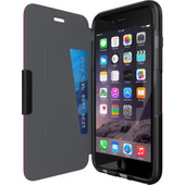 Tech21 Evo Wallet Apple iPhone 6 Plus/6s Plus Zwart