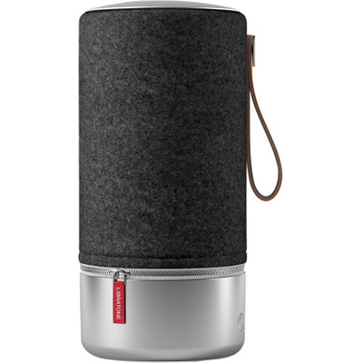 Image of Libratone Zipp Copenhagen Edition Pepper Black Multiroom luidspreker Zwart