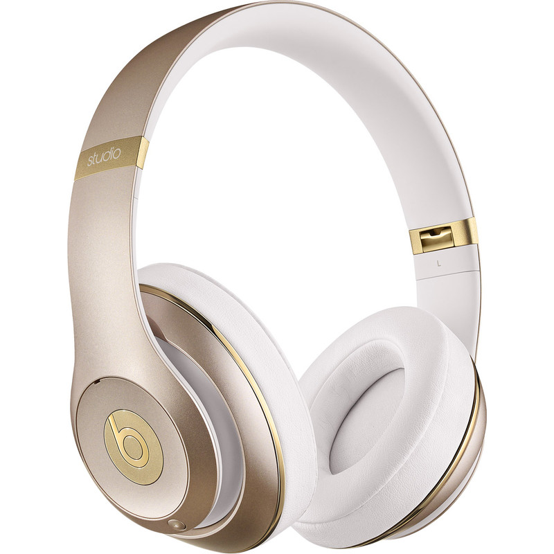 Beats Studio Wireless Goud