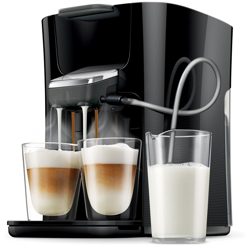 Philips Senseo Latte Duo Hd7855/50 Zwart