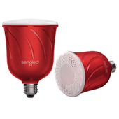 Sengled PULSE Speakerlamp Startpakket Rood