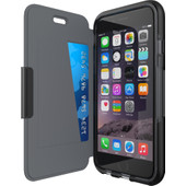 Tech21 Evo Wallet Apple iPhone 6/6s Zwart
