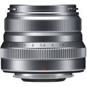 Fujifilm XF 35mm f/2.0 R WR Zilver