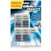 16x Gillette Mach3 Turbo Scheermesjes