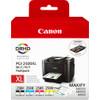 PGI-2500XL 4-Kleuren Pack + Rekenmachine - 1