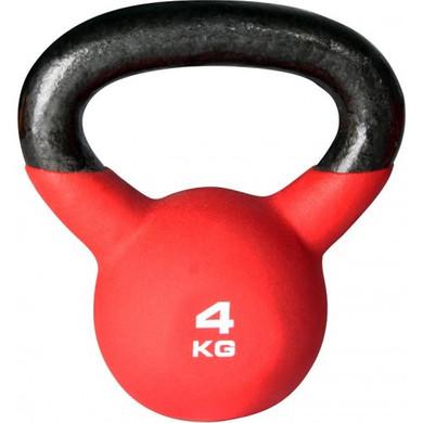 Gymstick Pro Kettlebell Neopreen 4 kg