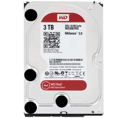 Red 3TB   3.5inch