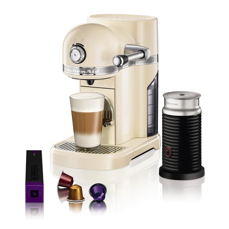 Kitchenaid Nespresso En Aeroccino 5kes0504 Amandel