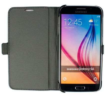 iMoshion Kaleto Book Case Samsung Galaxy S6 Zwart
