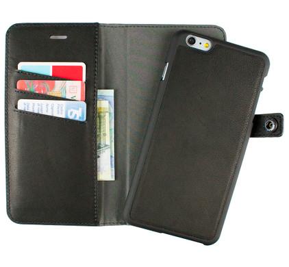 Imoshion Kaleto 2 in 1 Wallet Case Apple iPhone 6 Plus/6s Plus Zwart