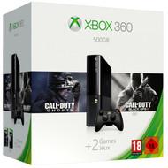 Microsoft Xbox 360 500 GB Call of Duty Pack