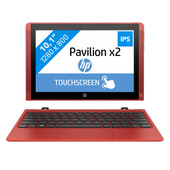 HP Pavilion X2 10-n114nd Rood