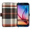 Moyland Book Case Galaxy S6 Bruin - 1