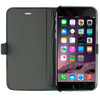 Kaleto Book Case iPhone 6/6s Zwart - 1