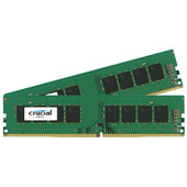Crucial 16 GB DIMM DDR4-2133 2 x 8 GB