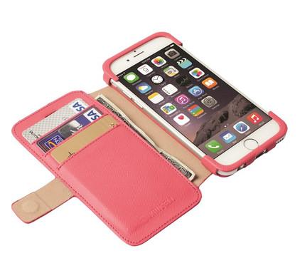 Krusell Malmo FlipCase Apple iPhone 6 Roze