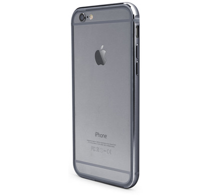 X-Doria Bumper Apple iPhone 6/6s Zwart