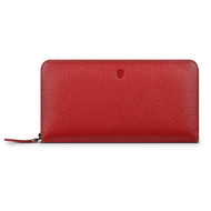 Beyzacases Frances Universele Wallet Case Rood