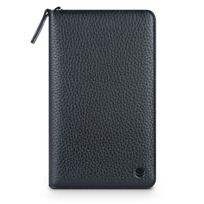 Image of Beyzacases Universele Wallet Case L Zwart