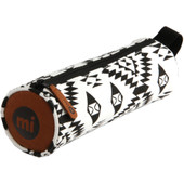 Mi-Pac Pencil Case Native Black/White