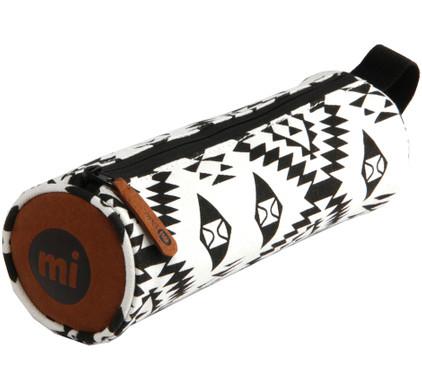 Mi-Pac Pencil Case Native Black/White