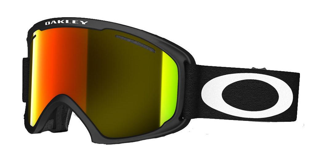 Cilindrische skibril