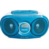 Philips AZ215 Blauw