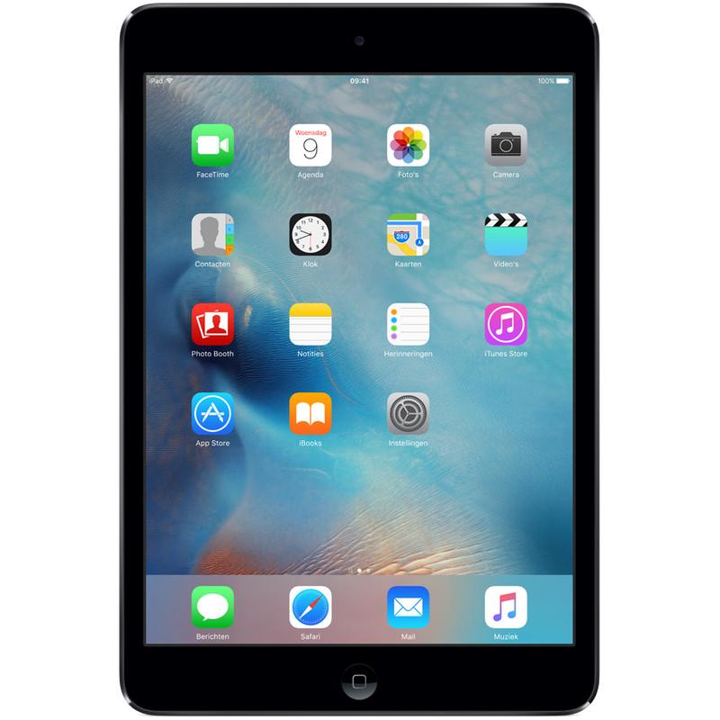 Apple Ipad Mini 2 Wifi + 4g 16 Gb Space Gray