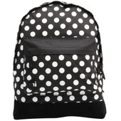Mi-Pac All Polka Black/White