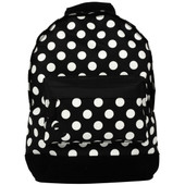 Mi-Pac Mini All Polka Black/White