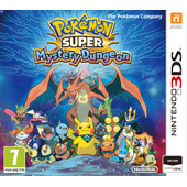 Pokemon: Super Mystery Dungeon 3DS
