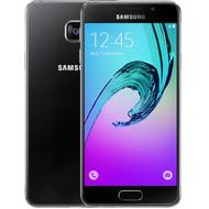 Samsung Galaxy A3 Zwart (2016) T-Mobile Stel Samen  Basis 2 jaar, Toestelbijdrage K15 en T-Mobile Stel Samen  Onb min 2jr