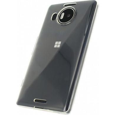 Mobilize Gelly Case Microsoft Lumia 950 XL Transparant