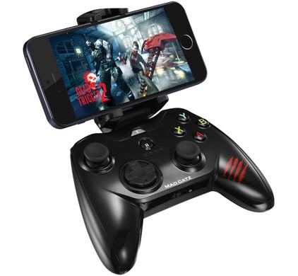 Mad Catz Micro C.T.R.L.i Mobile Gamepad for iOS