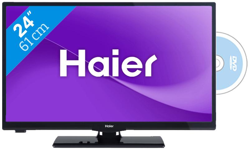 Haier LEH24V100D Zwart thumbnail