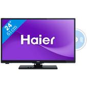 Haier LEH24V100D Zwart